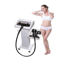 Portable G5 strong energy vibration cellulite massage machine for weight loss