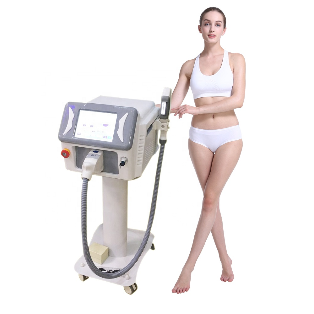 2019 Popular OPT IPL Machine For Hair Removal and skin rejuvenation