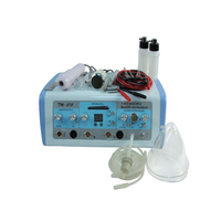 China manufacturer 7 in 1 multifunction high frequency facial machine for skin care price