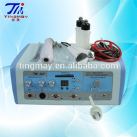 5 in1 high frequency ultrasonic galvanic facial machine handheld beauty device