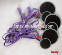 Beauty equipmenmt accessories muscle stimulator electro pads