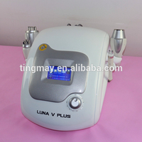 Luna-V-Plus cavitation rf face and body