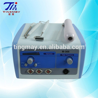 Multifunction galvanic portable beauty device