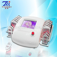635 nm diode lipo laser slimming machine