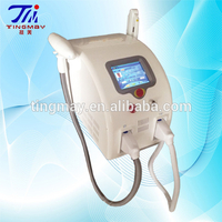 portable design elight ipl q switch nd yag laser for hair and tattoo removal