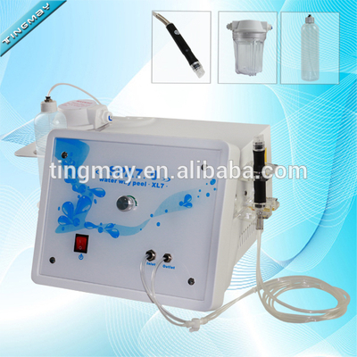 Deap clean hydro dermabrasion clinic use aqua peel machine