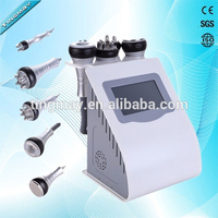 2017 high quality ultrasonic cavitation rf vacuum machine for body slimming and shaping