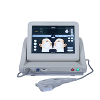 High intensity focused ultrasound smas hifu system 5cartridges for face and body