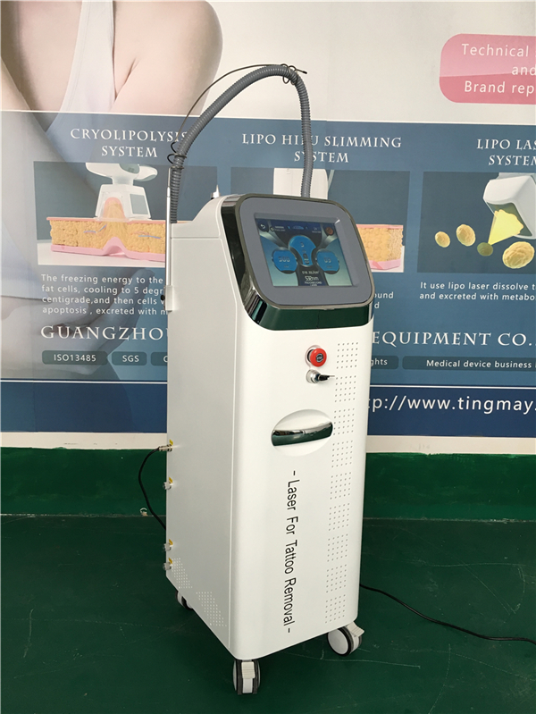 New product nd yag pico laser tattoo removal machine