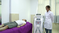 Elight IPL RF nd yag laser machine for hair removal skin rejuvenate and tattoo removal