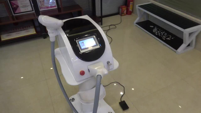 Tingmay High Quality CE Portable Q Switch Nd Yag Laser Tattoo Removal Machine