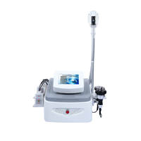 criolipolisis machine 4 in 1 cavitation rf lipo laser cryolipolysis portable
