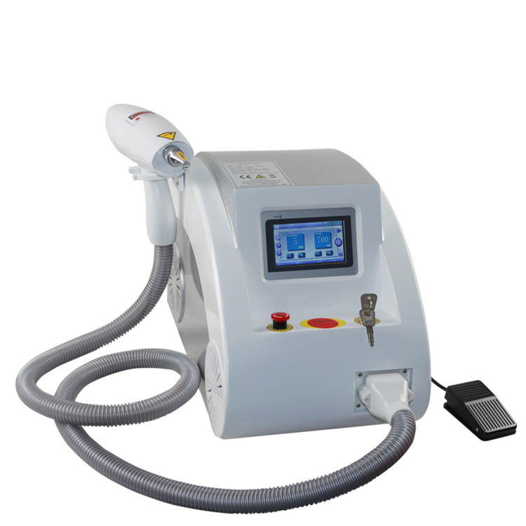 800W tattoo remover laser 532nm/1064nm/1320nm nd yag laser 8 inches touch screen