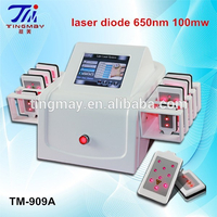 machine Laser diode 650nm 100mw