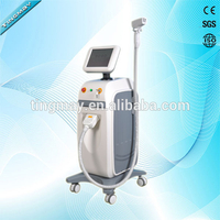 808nm diode laser / diode laser hair removal machine / permanent hair removal