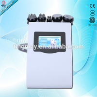 New Protable 40KHz cavitation RF vacuum Beauty Equipment 660D