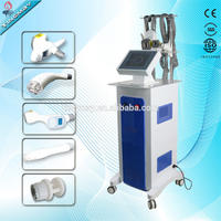 5 in 1 Cavitation RF fat burning velashape / velashape massage skin tightening machine / velashape machine