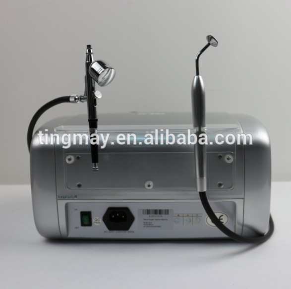 Hot Sale hyperbaric water oxygen facial machine/Water facial cleaning oxygen therapy facial machine