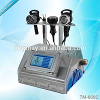 40k Laser RF Cavitation Ultrasonic Fat Cellulite Remove Weight Loss Slimming Machine