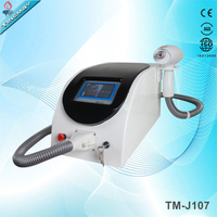 new laser for tattoo removal 1064nm 532nm Portable Q Switch Nd YAG Laser machine
