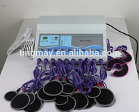 low price electric muscle stimulator ems micro current machine electro acupuncture stimulator