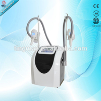 Update and high tech 2 freeze handles Cryolipolysis equipment, cryotherapy fat freeze device