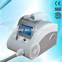 Q switch nd yag tattoo scar removal laser machine