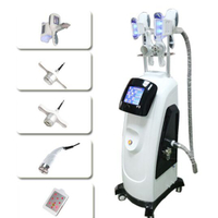 cryolipolysis machine combine cavitation RF lipolaser /fat freezing slimming machine