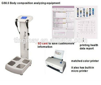High quality body composition/fat analysis machine