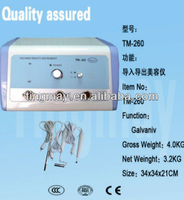 Galvanic facial massage machine/iontophoresis machine