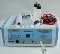 5 in1 ultrasonic vacuum suction rf skin rejuvenation facial cavitation slimming machine