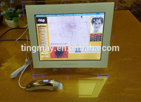 facial beauty analysis machine skin scanner machines HT-907