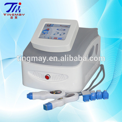 face lifting/sking tightening and wrinkle remover thermagic RF fractional rf machine