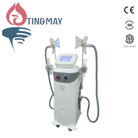 2 cryo handles fat freezing cryolipolysis machine / criolipolisis system