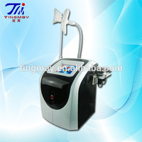 cryolipolysis system vacuum rf cavitation Frozen melt fat machine