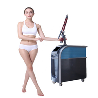 Picosecond nd yag laser q-switched tattoo removal machine price