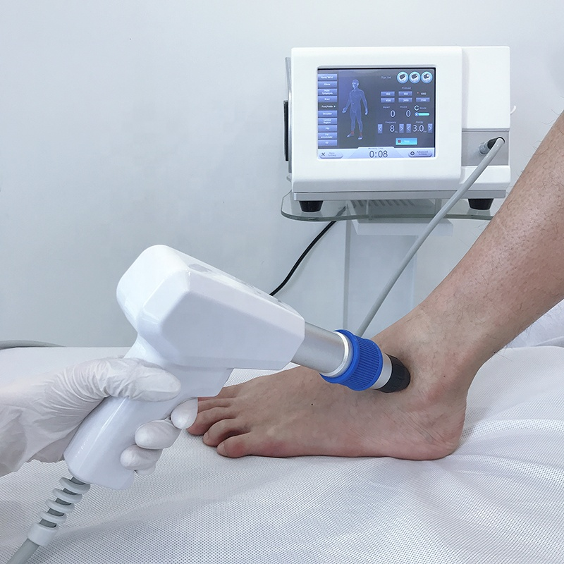 2019 Newest Extracorporeal Pneumatic Shockwave Therapy Equipment For Body Pain Relief And Removal Fat Price