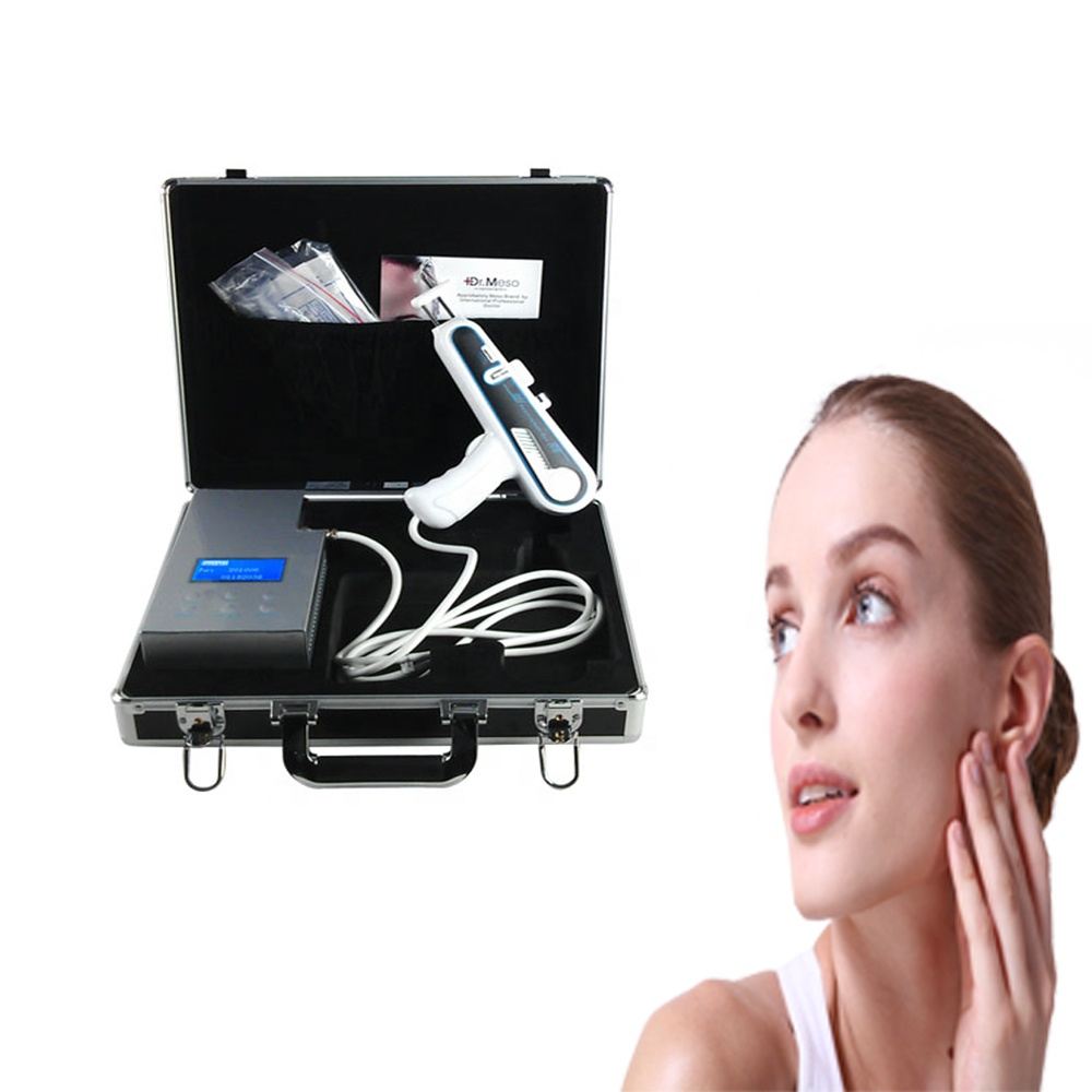 Professional traditional mesotherapy gun/needle free mesotherapy device