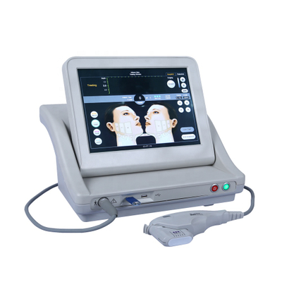 5 cartridges 3d hifu focused ultrasound machine for face lift and body slimming