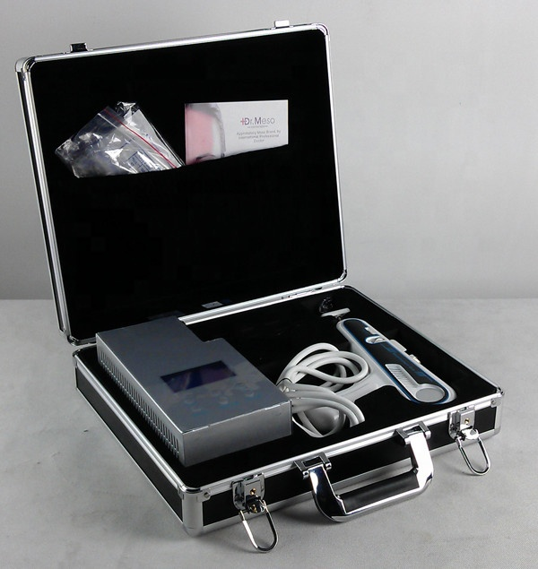 Professional traditional pistola de mesoterapia mesogun needle free mesotherapy device