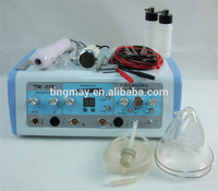8 in 1 high frequency galvanic facial machine for beauty salon tm-272