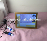 Skin analyzer magnifier machine skin analyser