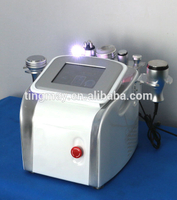 Professional 7 in 1 Fat cavitation slimming equipment
