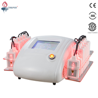 Portable TM-909 body slimming machine lipolaser slimming equipment on sale
