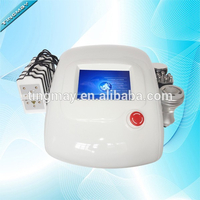Lipo laser radio frequency ultrasonic cavitation machine