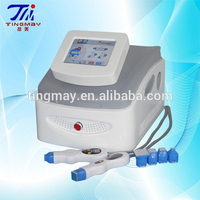 Wrinkle removal skin tightening thermal rf frequency machine
