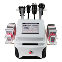 Hot sale TM-913 vacuum cavitation multipolar rf fat burning machine