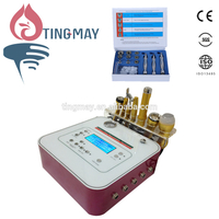 anti wrinkle Skin Rejuvenation needle free mesotherapy device for deep skin care