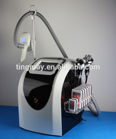 Hot portable lipolaser cavitation rf cryolipolysis body contouring machine