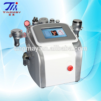 Microcurrent plus LED therapy rf with vacuum &multi-polar RF 40KHz ultrasound cavitation machine
